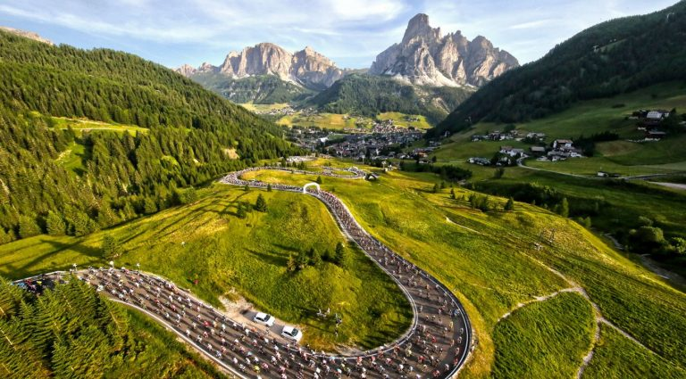 What to expect when riding the Maratona dles Dolomites