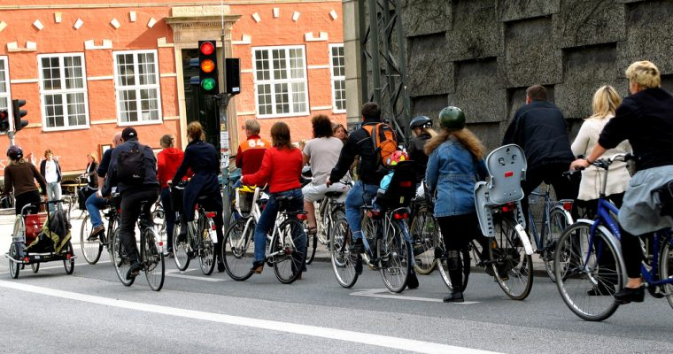 5 top tips for new bicycle commuters