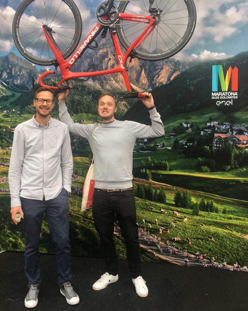 Jack Kirby Digital Cyclist