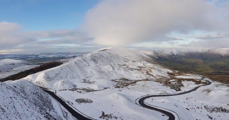 Mam Nick hill climb – Peak District UK