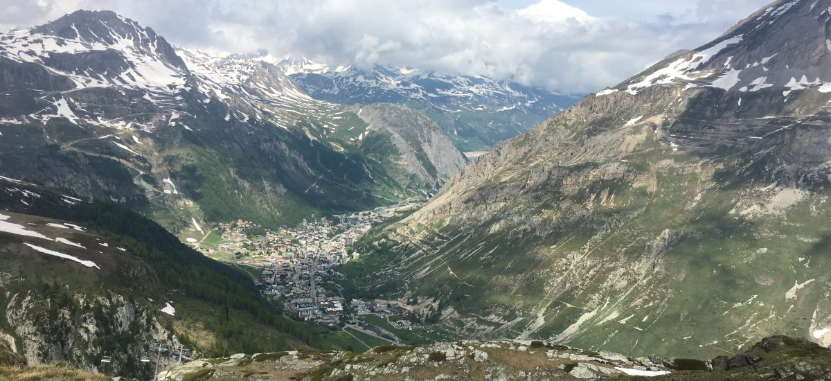 Col d'Iseran – French Alps