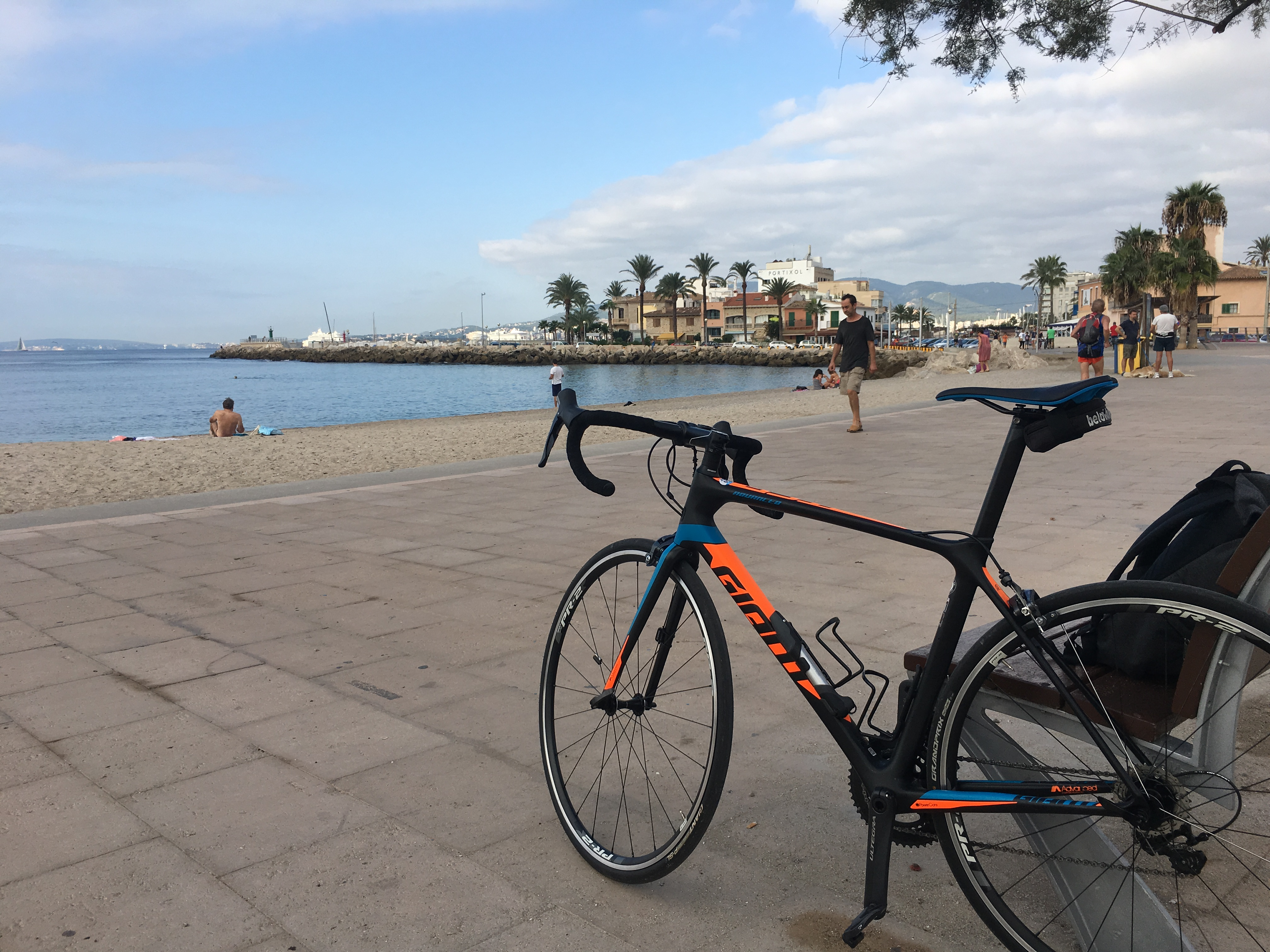Big day out in Majorca – Palma to Sa Colabra via Soller and back