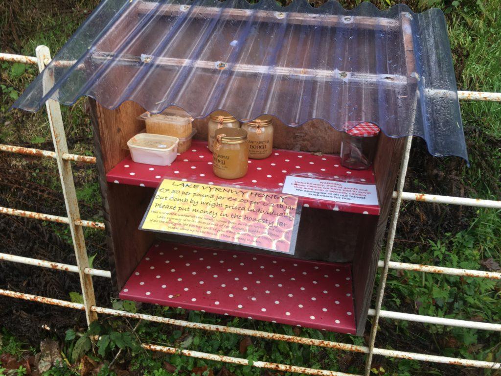 Lake Vynwy Honey
