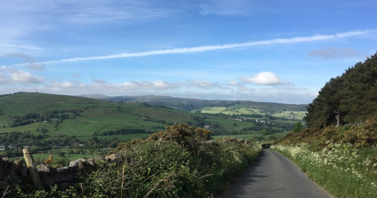 Big Day Out – Cycling Sheffield to Bala, North Wales