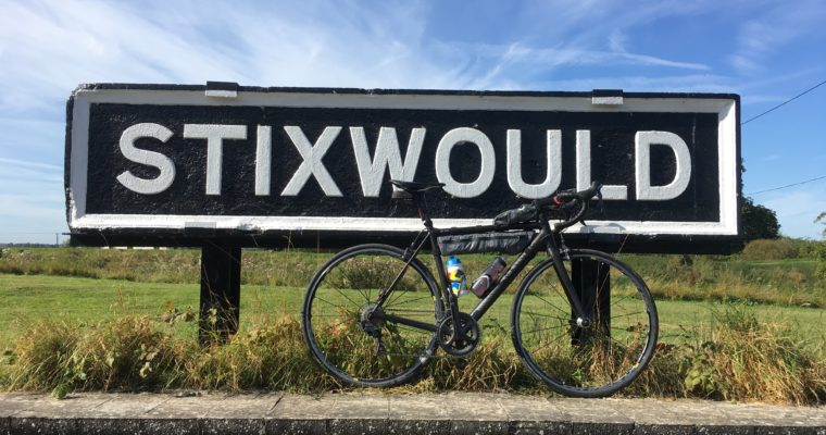 Big day out – Cycling Lincoln to Cambridge
