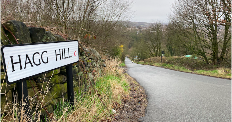 The definitive list of cycling climbs *in* Sheffield