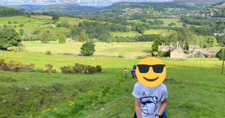 Family friendly walks in the Peak District